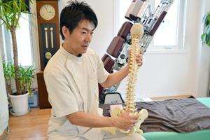 院長浦山とオステオパシーの紹介3|米沢市むち打ち・腰痛・手足のしびれ・関節の痛み・骨盤矯正・痛くない背骨の矯正オステオパシー・肩こり・頭痛